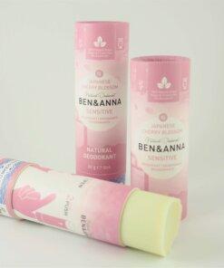Desodorante Japanese Cherry Blossom Ben&Anna