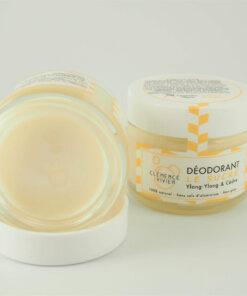 Desodorante en crema Ylang-Ylang&Cédre