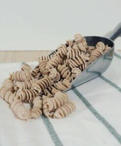 Fusilli de espelta integral, pasta a granel