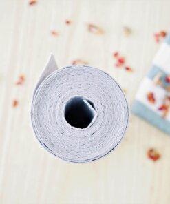 rollo de bayeta de celulosa y algodón gris